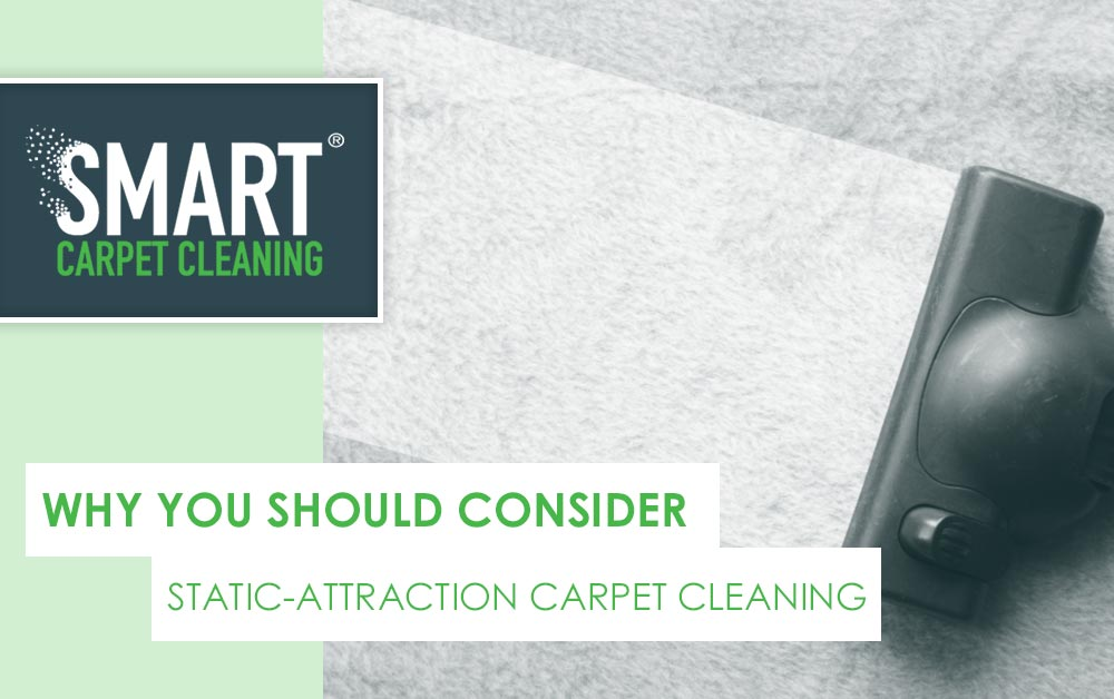 Why You Should Consider Static-Attraction Carpet Cleaning
